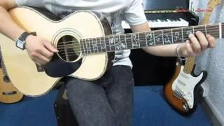 Dạy Học Guitar] [Đệm Hát] [Điệu Slow]   Cò Lả   Anh Khang