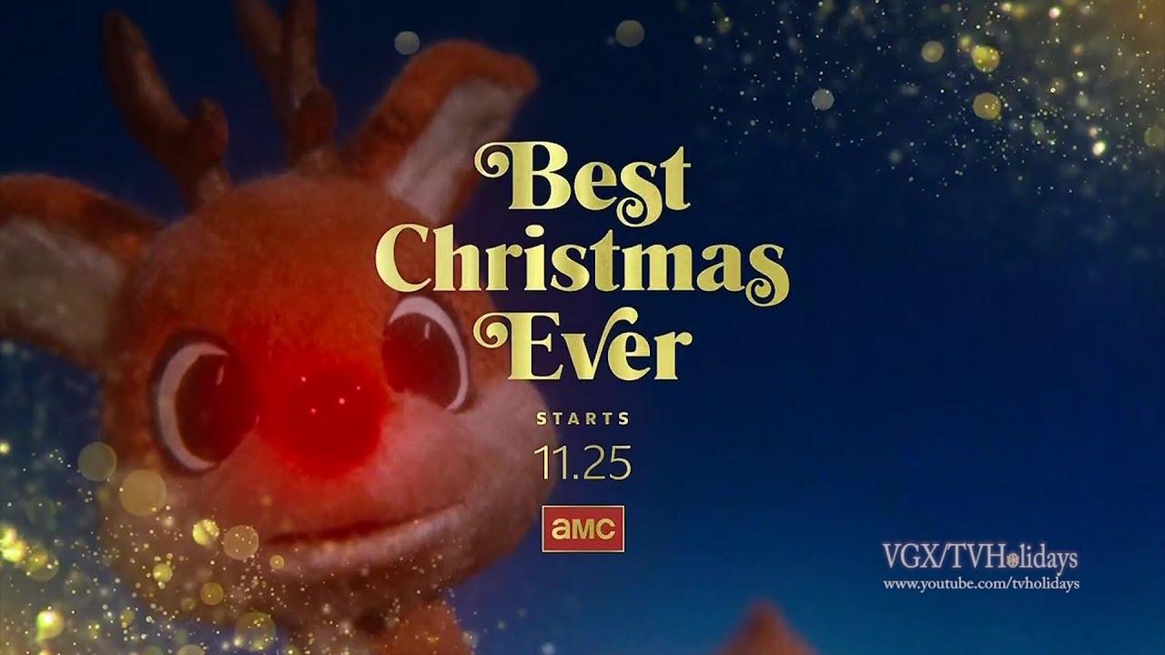 Amc Best Christmas Ever 2020 Schedule AMC HD US Christmas Advert 2019 Best Christmas Ever   YouTube
