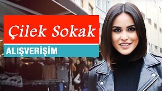 Kadıköy Çilek Sokak Alışverişim 👜👚