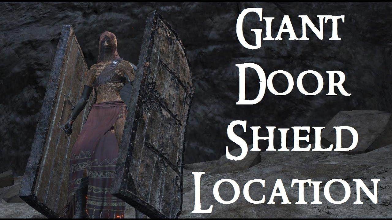 Dark Souls 3 DLC - GIANT DOOR SHIELD LOCATION  sc 1 st  YouTube & Dark Souls 3 DLC - GIANT DOOR SHIELD LOCATION - YouTube