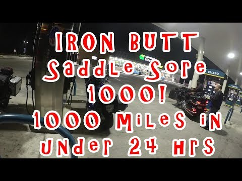 Saddle Sore 1000 Attempt | West Texas - Eastern NM - Super Tenere