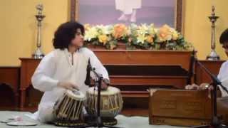 Umair Khan-Tintaal Tabla solo (Jakarta Indonesia) part-2