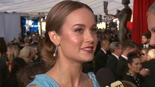 EXCLUSIVE: Brie Larson's Stylist on the Truth Behind Her Awards Season Looks