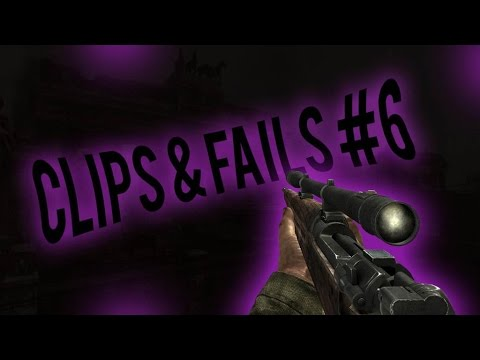 OwnZ V- Clips and fails #6 WAW QUAD HEAD!?