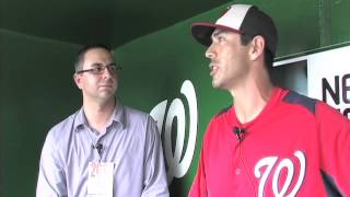 Octavio Martinez interview, York Revolution/Washington Nationals