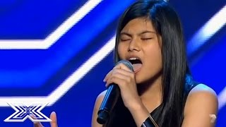 Download lagu Very Shy 14 Year Old Marlisa SHOCKS EveryoneGets STANDING OVATION The X Factor Australia MP3