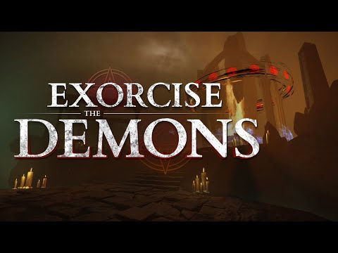 In Exorcise the Demons, your friends guide you through arcane rituals | PC Gamer