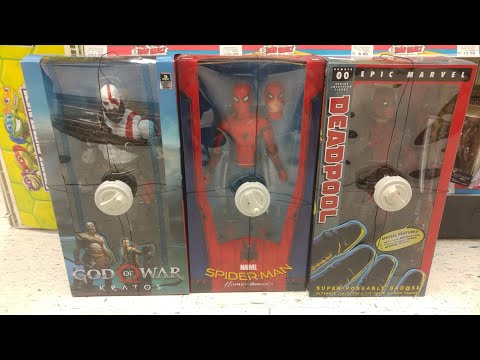 TMan's TOY HUNT #108: The Conclusion To My Previous HUNT/ Marvel Legends Hunt Continues