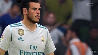FIFA 18 - Real Madrid CF vs PSG - Gameplay (HD) [1080p60FPS]