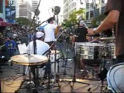 """Summer and Music, Long Beach, CA, """"Boogaloo Assassins"""""""