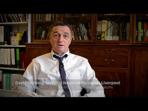 David Fleming: Museums and Difficult Issues