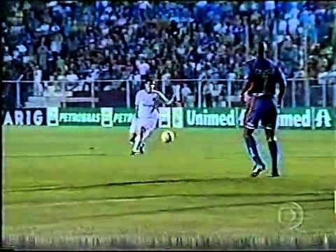 2005 Cruzeiro X Juventude Copa Sul Americana Youtube
