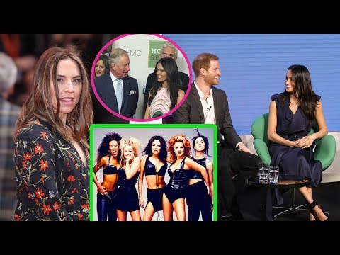 Mel C says Spice Girls won't perform at royal wedding - and jokes that her invitation  by the snow