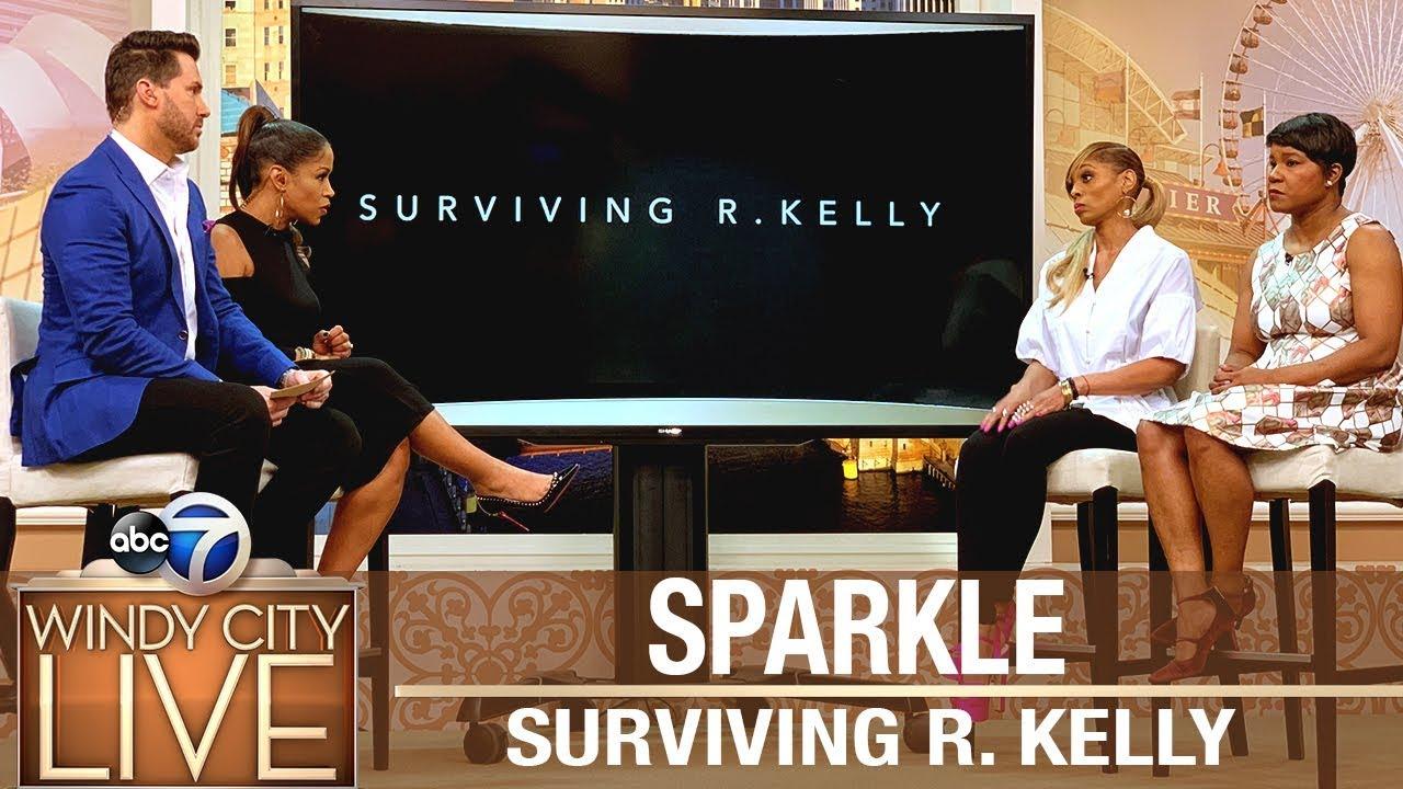Überleben von R. Kelly: Sparkle und Sun-Times-Reporterin Kathy Chaney video