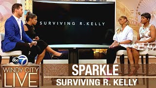 Surviving R. Kelly: Sparkle and Sun-Times reporter Kathy Chaney