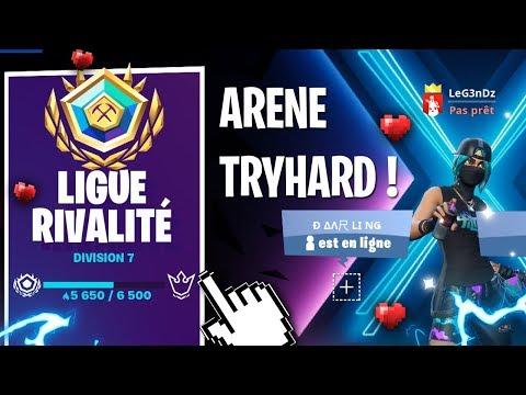🔴saison-10-enfin-🤗-!-on-tryhard-l'arÈne-+-game-sponsors-sur-fortnite-battle-royale-!