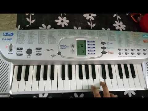 Bharat Ane Nenu -The Song of Bharat-Keyboard 🎹🎶