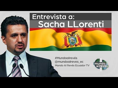 Mundo al revés / Sacha Llorenti