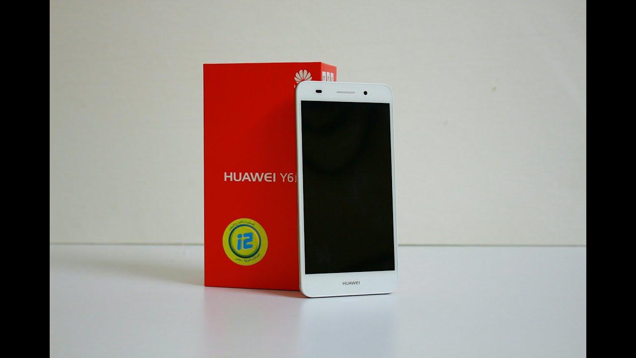 Unboxing - Huawei Y6 Ii