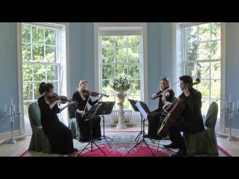 Be My Baby (The Ronettes) Wedding String Quartet