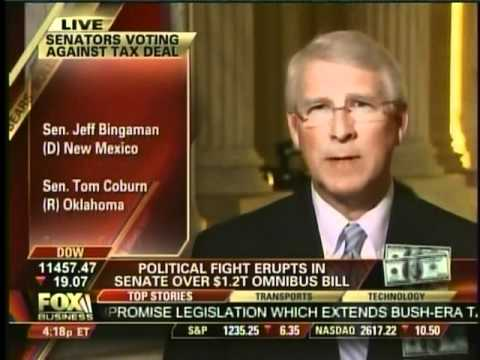 Senator Wicker Discusses Stopping the Largest Tax Increase in American History