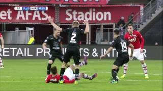 AZ - Heracles Almelo 5-1 | 27-11-2016 | Samenvatting