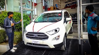Taking Delivery of My New FORD EcoSport 2019 | Apna Time Aayega