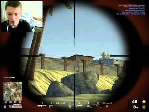 Battle Field Play 4 Free-[Oman Assult With Sniper class]