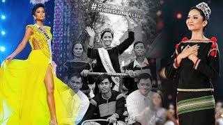Hoa hậu H'Hen Niê Mãi mãi là niềm kiêu hãnh giữa đại ngàn Tây Nguyên!