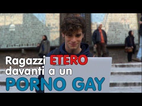 Ragazzi etero davanti a porno gay [Straight Guys React to Gay Porn]