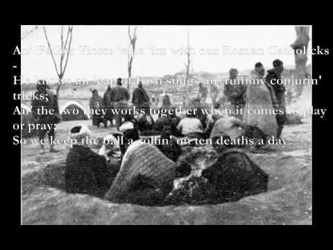 Cholera Camp [KIPLING poem set to music]