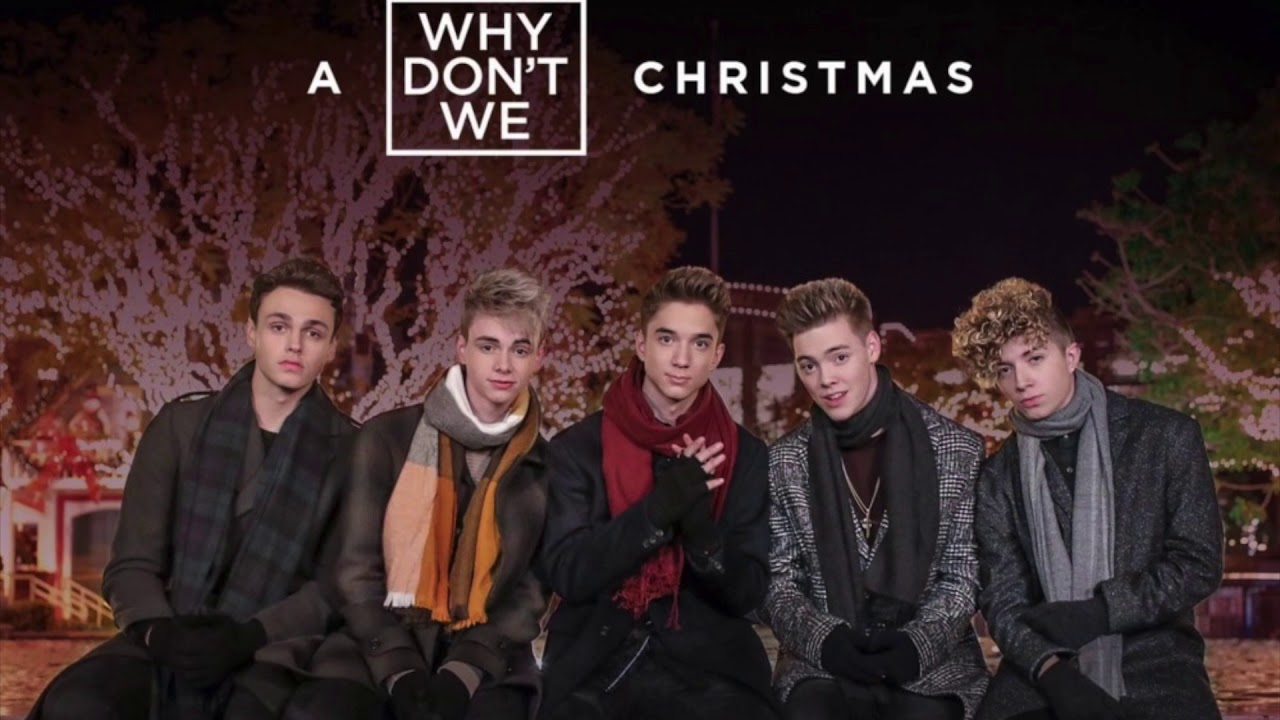 A WHY DON'T WE CHRISTMAS: - YouTube