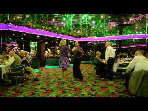 Nancy Tiffany's retirement dance