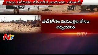 NIOT Solution Report for Beach Erosion in Vizag