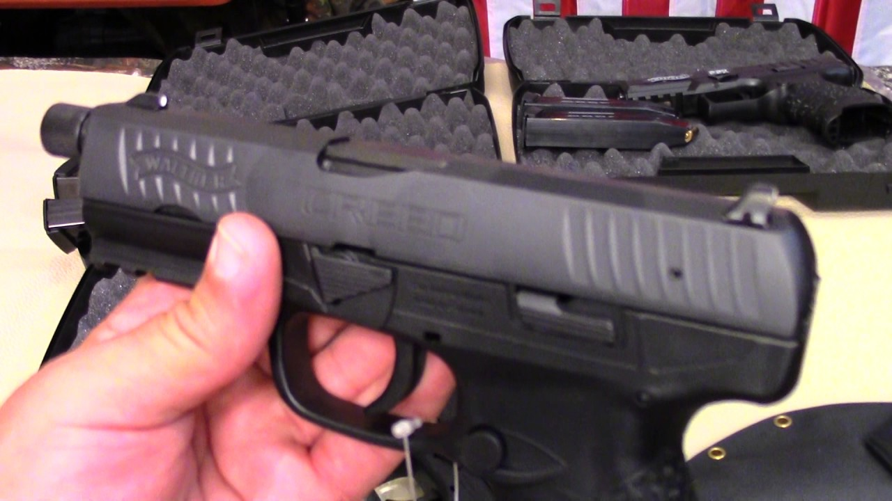 Walther Creed Recall