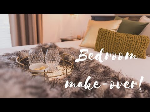 Guest room makeover - budget friendly to get a hotel room feel!