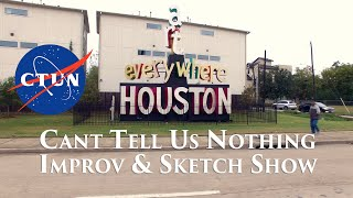 CTUNImprov - Its Alway Sunny in Houston - The Gang Learns Improv - Sketch Comedy