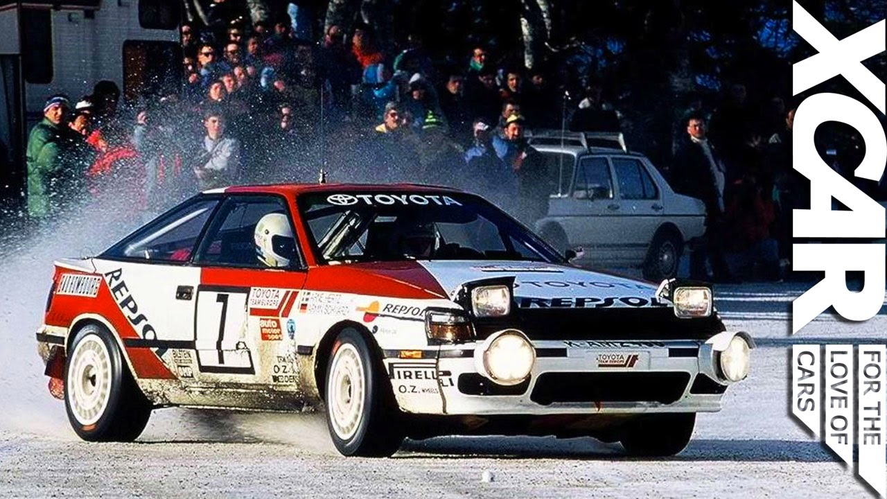 Toyota\'s Secret Collection Of Race Legends - XCAR - YouTube