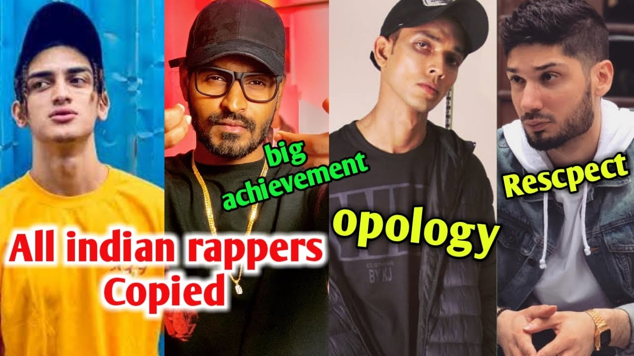 Kr$na and Talha Anjum Twitter Story | Loka 'All Indian Rappers are Copy'