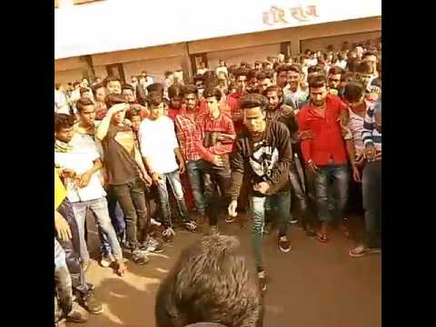Taffri civic center bhilai... Street dance