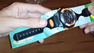 Посылка из Китая, дешевые спортивные часы за 1,90 $