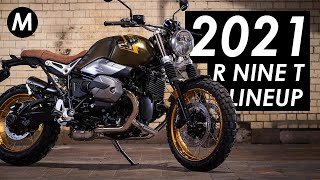 New 2021 BMW RnineT Range (inc. Pure, Scrambler, Urban GS) Announced!