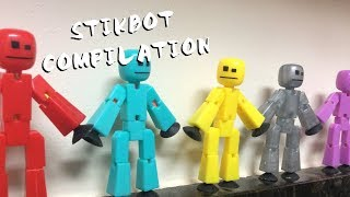 FUNNY STIKBOT VIDEOS COMPILATION