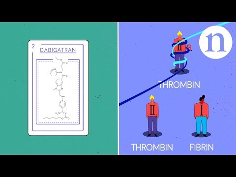 Thrombosis, anticoagulants and the clotting cascade