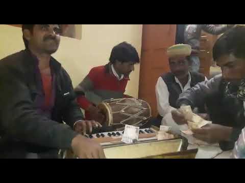 मारवाड़ी गीत माणचिया गायक झवर खान मिरासी