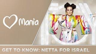 Get to know: Netta Barzilai for Israel // Eurovision // ESC Mania