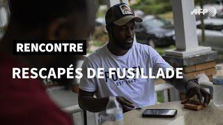Etats-Unis: rescapés de fusillades, la vie après les balles | AFP Reportage