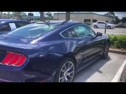 2015 Ford Mustang GT 50 th year Limited Edition