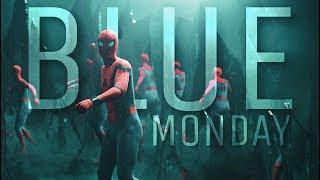 Marvel || BLUE MONDAY