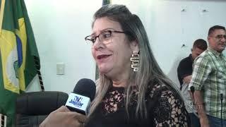 Ângela Maria presidente da câmara de Limoeiro do Norte